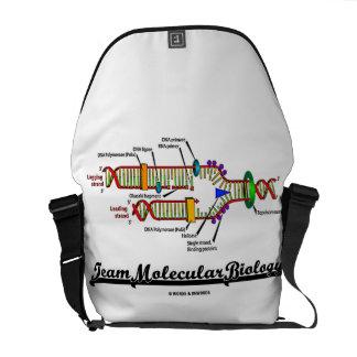Team Molecular Biology (DNA Replication) Messenger Bag