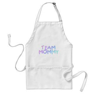 Team Mommy Aprons
