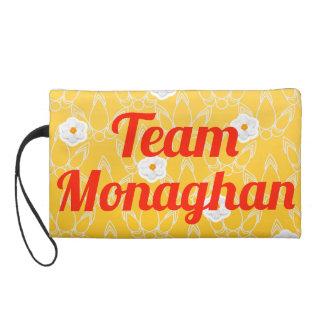 Team Monaghan Wristlet Clutches
