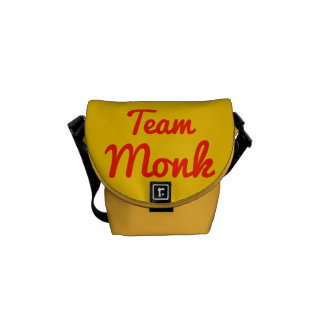 Team Monk Courier Bags