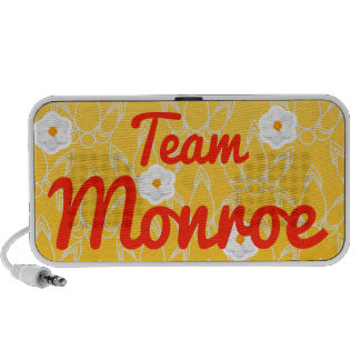 Team Monroe Speaker System