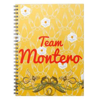 Team Montero Notebook