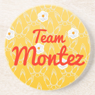 Team Montez Beverage Coasters