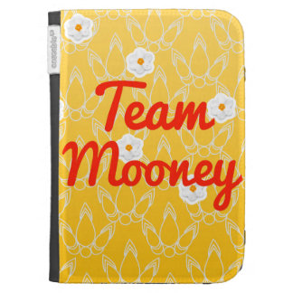 Team Mooney Kindle 3G Cover