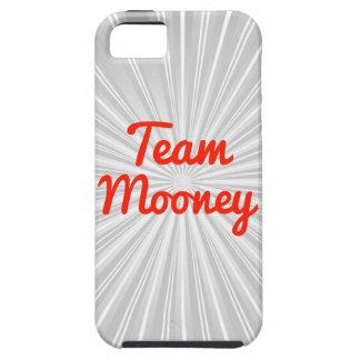 Team Mooney iPhone 5 Covers