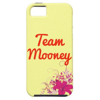 Team Mooney iPhone 5 Cover
