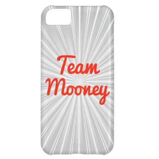 Team Mooney iPhone 5C Cover