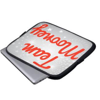 Team Mooney Laptop Computer Sleeves
