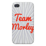 Team Morley iPhone 4 Cases