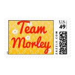 Team Morley Stamp