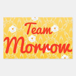 Team Morrow Sticker