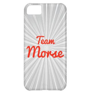 Team Morse iPhone 5C Cover