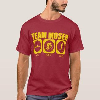 Team Moser Triathlon Shirt