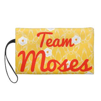 Team Moses Wristlet Clutch