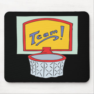Team Mouse Pad