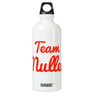 Team Mullen Aluminum Water Bottle