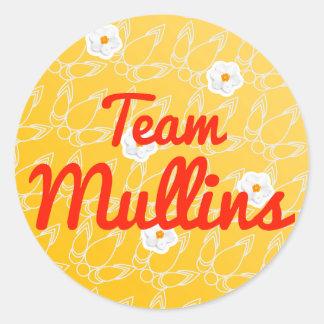Team Mullins Sticker