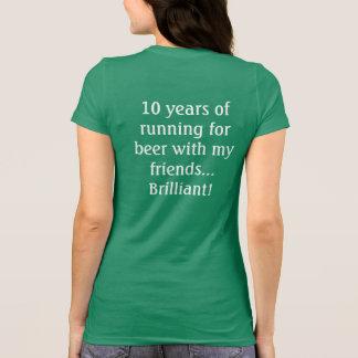 Team Murphy 10 Year Tee Shirts