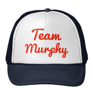 Team Murphy Trucker Hat