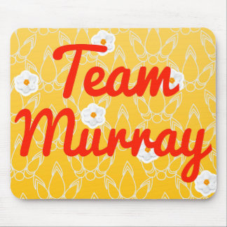 Team Murray Mouse Pad