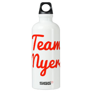 Team Myers SIGG Traveler 0.6L Water Bottle