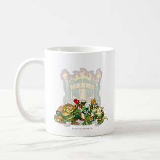 Team Mystery Island Group Coffee Mug