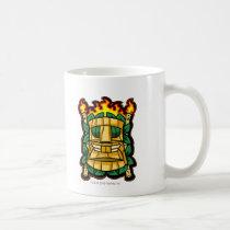 Team Mystery Island Logo mugs