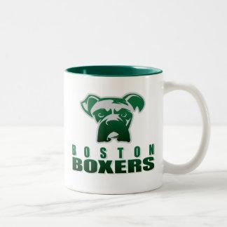 Team Name 04 Two-Tone Coffee Mug
