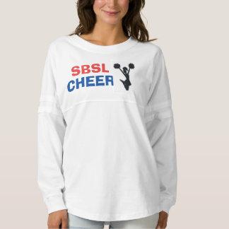 Team Name Cheerleader Spirit Jersey Shirt