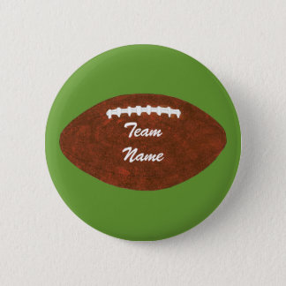 Team Name Football, pin on buttons