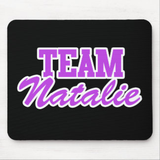 Team Natalie Mouse Pad