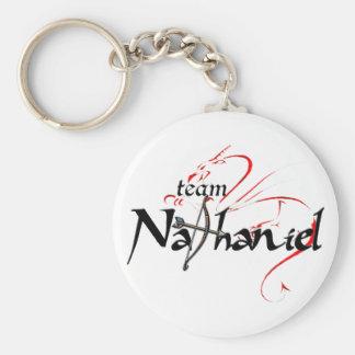 Team NATHANIEL! (light keychain)