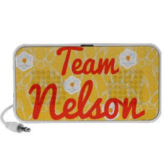 Team Nelson iPhone Speakers