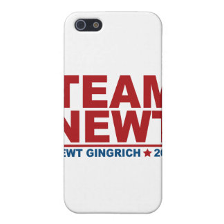 Team Newt Gingrich 2012 iPhone 5 Cases