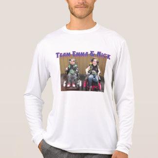 Team Nick & Emma - Flying Pig T-Shirt