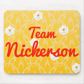Team Nickerson Mousepad