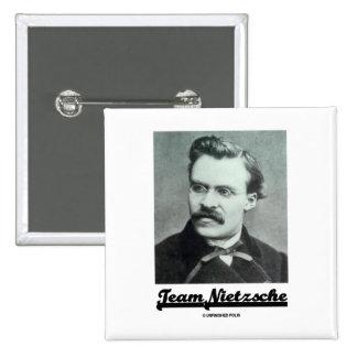 Team Nietzsche Buttons