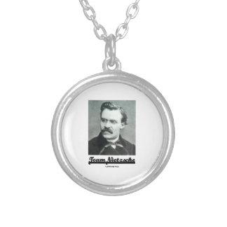 Team Nietzsche (Friedrich Nietzsche) Personalized Necklace