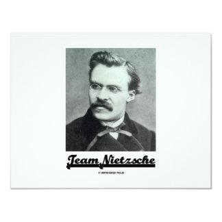Team Nietzsche Announcements