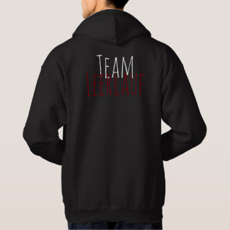 Team no-load operation hoodie