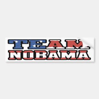 Team Nobama Car Bumper Sticker
