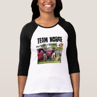 Team Norge * The Ultimate Rally Girls T-Shirt