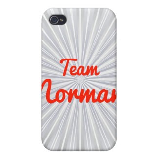 Team Norman Covers For iPhone 4