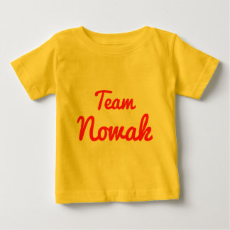 Team Nowak Infant T-shirt
