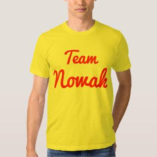 Team Nowak Tees