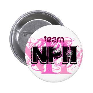 Team NPH Button