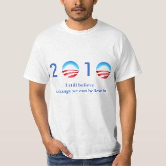 Team Obama, 2010 T-shirt