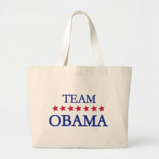 Team Obama 2012 Jumbo Tote Bag