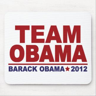 Team Obama 2012 Mouse Pad