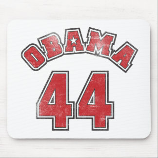 Team Obama - 44th President Mouse Pad